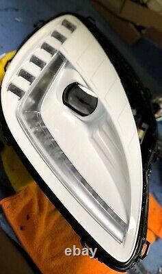 2005-2013 C6 Corvette Lights Morimoto LED Headlight PAIR DRL COLOR MATCH PAINTED