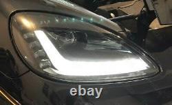 2005-2013 C6 Corvette Lights Morimoto xb LED Headlight PAIR DRL OPTIONS