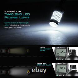 360 Degree SMD Backup 04-08 Mazda RX8 RX-8 Shinka LED JDM Rear Brake Tail Lamps