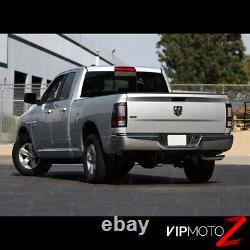 AWESOME! For 13-18 Dodge Ram Pickup 1500 2500 3500 Black LED Tail Brake Light