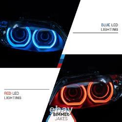 BMW X5 E70 07-13 BJ Angel Eyes (CORE) LED ring Angel Eyes Halo Light Marker