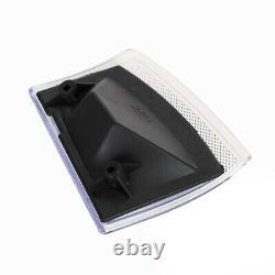 Black/ClearLED C-BAR DRLHeadlight+Bumper+Corner Light for 91-94 Ford Explorer