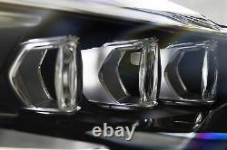 Ciroen DS3 13-15 Black Bi Xenon LED DRL Headlight Right Driver O/S OEM Valeo