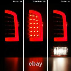 CyClOp OpTiC TuBe 2002-2006 RAM 1500 2500 3500 Red LED Tail Lights Left+Right