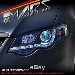DRL LED Head Lights Ford FPV Falcon FG Sedan Ute XR6 TURBO XR8 BOSS GS Series 1