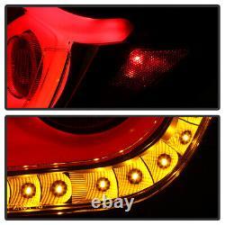 For 16-21 Honda Civic 4DR Sedan Rear LED Sequential Signal Light Tail Brake Lamp