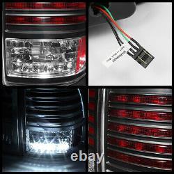 For 98-05 Toyota Land Cruiser J100 Black Diamond SMD LED Tail Light Brake Lamp