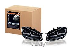 LEDriving XENARC Golf 6 VI BLACK EDITION Xenon Scheinwerfer LED Tagfahrlicht