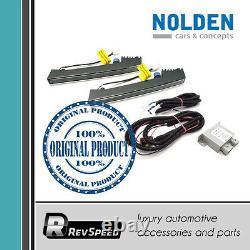 NCC Nolden Light Guide Classic LED DRL Black Lights BRABUS Hamann ML-030 2730
