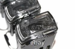NCC Nolden Transformers LED DRL Daytime Running Lights Black 6+6 91000LO-6S. 0
