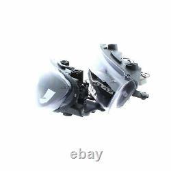 VW Scirocco 2008-2015 Black DRL Devil Eye R8 Head Light Lamp Pair Left & Right