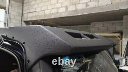 Visor on the roof with DRL light for hummer h3