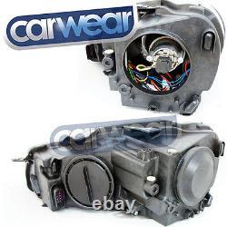 Volkswagen Vw Golf 6 VI 09-13 Oem Look Led Drl (r Design) Projector Head Lights