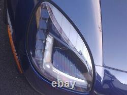 2005-2013 C6 Corvette Lights Morimoto Led Headlight Paire Drl Color Match Painted