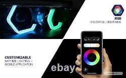 Bj Iconic Lights (core Rgb) Bmw 3 E92/ E93/ M3 E90 Xénon Led Angel Eyes Halo