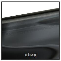 Black Smoke Led Tail Lampe De Signal De Frein Léger Pour 02-06 Chevy Avalanche 1500 2500