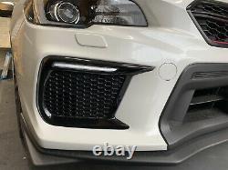 Blanc / Ambre Séquentiel / Switchback Led Drl Brouillard Cadrans Pour 2018-up Subaru Wrx Sti