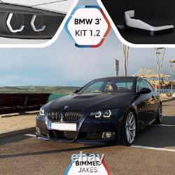 Bmw 3 E92 Coupé E93 Cabrio Bj Iconic Lights (core) Bague Led Angel Eyes Halo