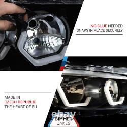 Bmw 3 F30 31 Halogen Bj Iconic Lights (core) Bague Led Angel Eyes Light Marker