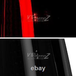 Dernière Design Pour 99-06 Gmc Sierra Neon Tube Black Smoke Led Tail Lampadaire