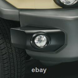 Drl Pour Toyota Fj Cruiser Led Conduire Lumière De Antibrouillard Assemblée Kit