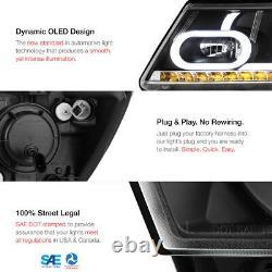 Fiber Optic Tube 2009-2020 Dodge Journey Signal Oled Projecteur Drl Phares