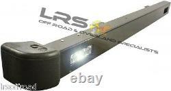 Land Rover Defender 90 110 Pare-chocs Avant Avec Led Intégrée Drl Lights Da8600xs