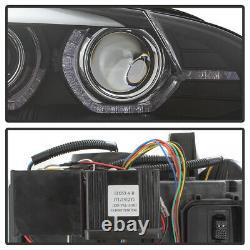 Modèle Hid D'usine Avec Afs Pour Phare De Projecteur Bmw X5 Double Led Halo Drl 07-10
