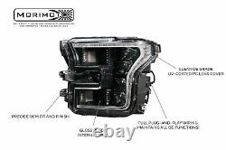 Morimoto Xb Led Plug - Play Lights - Fog Lights For 2015-2017 Ford F-150