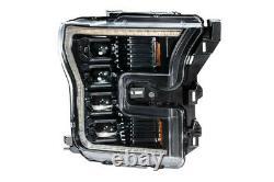 Morimoto Xb Led Plug & Play Phares Et Feux De Brouillard Pour 2015-2017 Ford F-150
