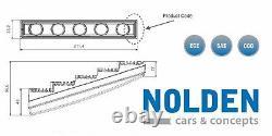 Ncc Nolden Genuine Led Drl Daytime Running Lights For Mercedes-benz W463 Classe G