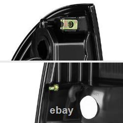 Pour 05-15 Toyota Tacoma Plasma Optic Neon Tube Led Tail Light Pair Plug&play