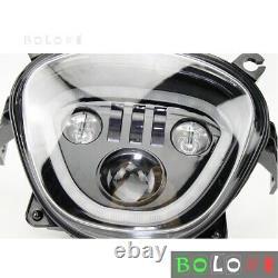 Pour Suzuki Boulevard M109r Vzr1800 Led Phare Daylight Running Light (drl)