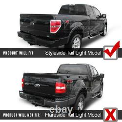 Raptor Style2009-2014 Ford F150 Black Smd Stop De Frein Led Tail Lampe Lumineuse F-150